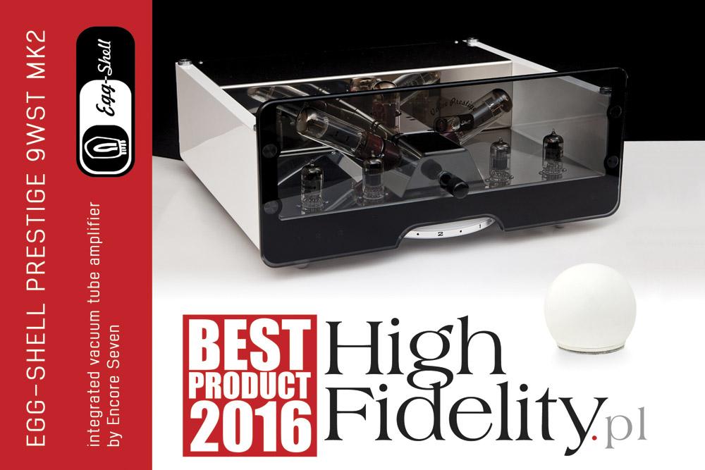 Egg-Shell Prestige 9WST Mk2 - BEst Product 2016
