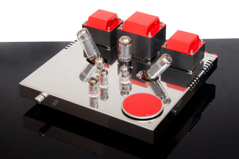 Egg-Shell Classic tube integrated amplifier