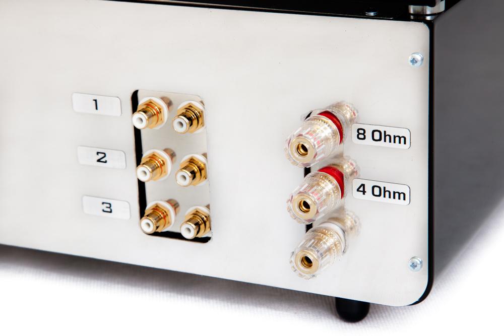 Egg-Shell Prestige 20WK - tube stereo amplifier