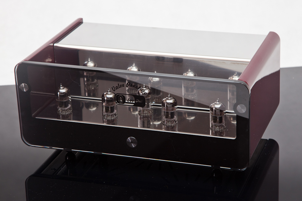 Egg-Shell Prestige PS5 - tube phono stage