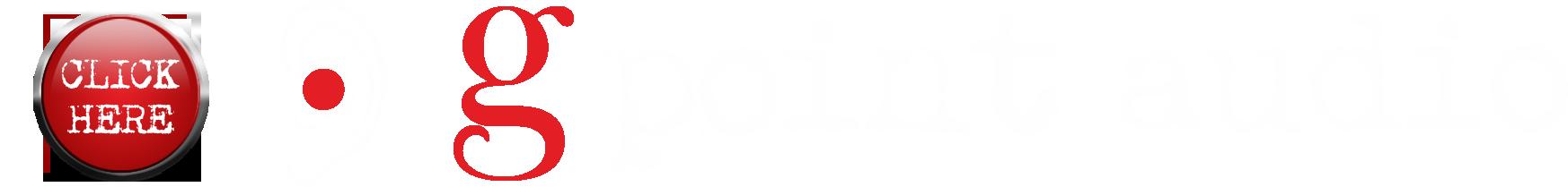 GPoint Audio logo click