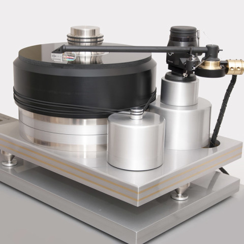 Sikora turntable - G Point Audio