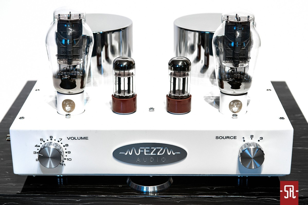 New Fezz Audio Mira Ceti 300b Integrated Amplifier Reviewed On