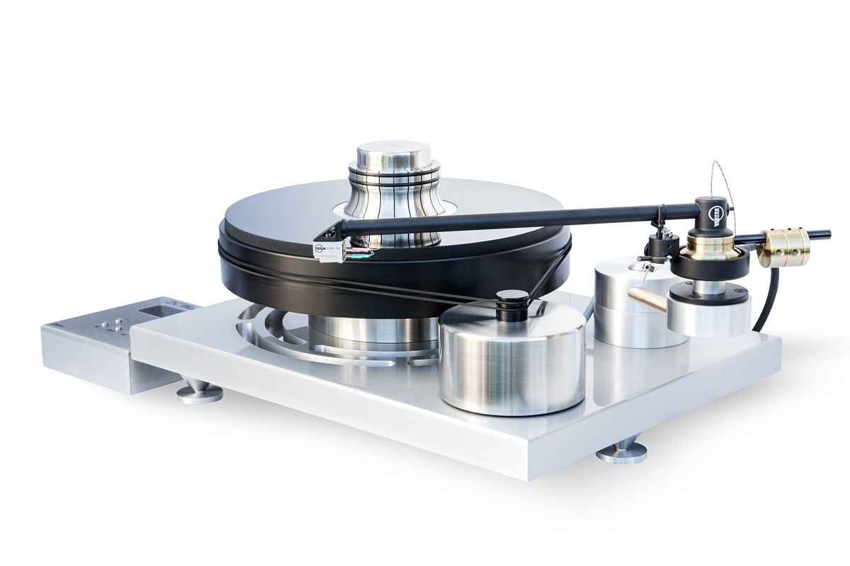 G Point Audio UK - J.Sikora Turntables