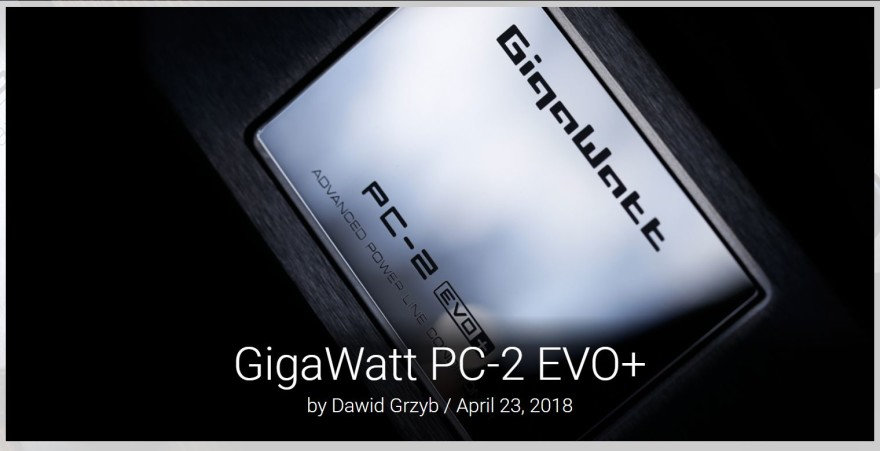 GigaWatt PC2+ Evo_HKreview cover