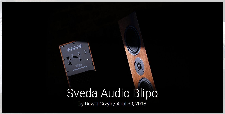 Sveda Audio Blipo_HKreview cover