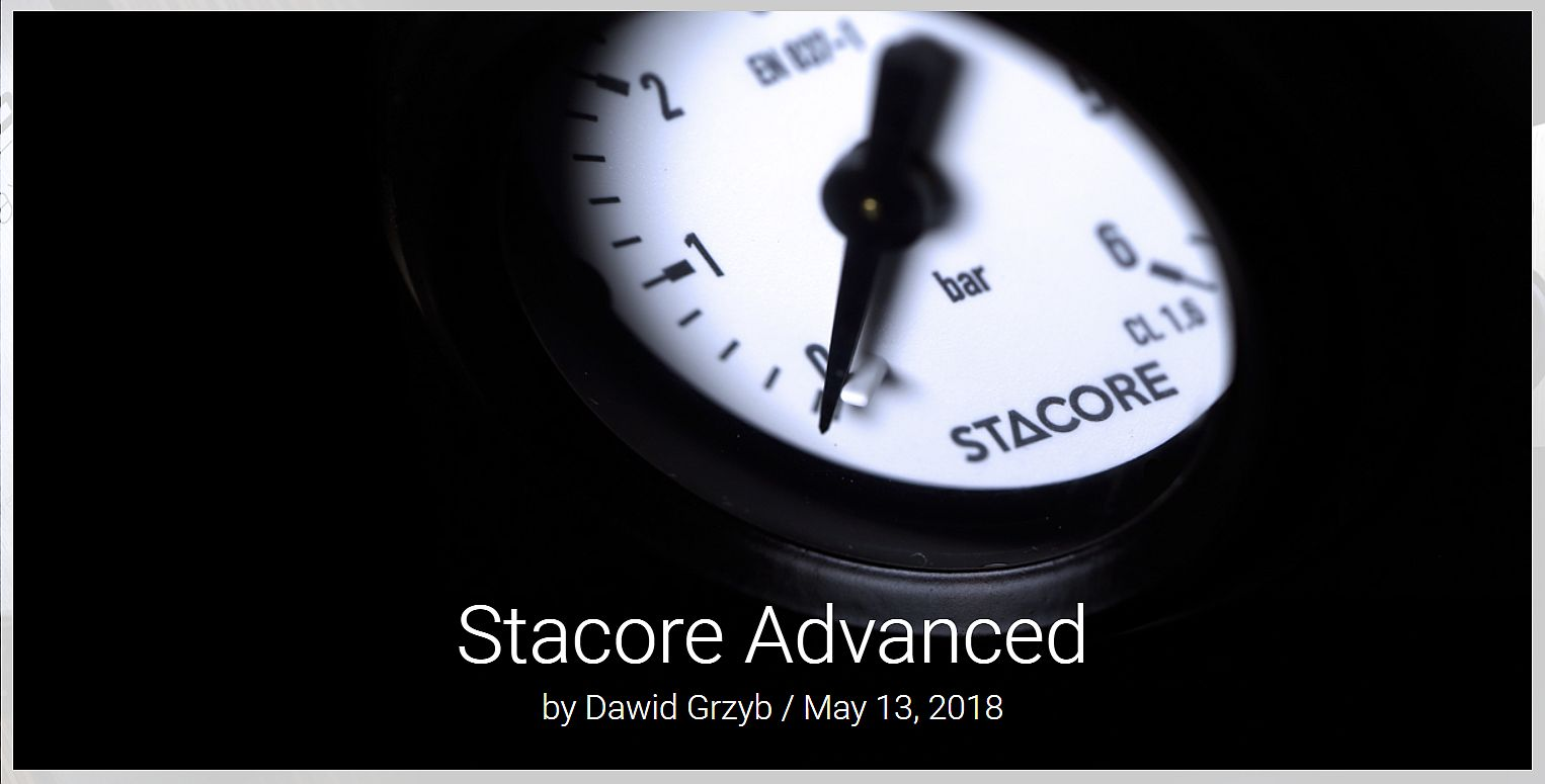 Stacore Advanced HFT rev_cover