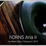 horns ariia 2 opener