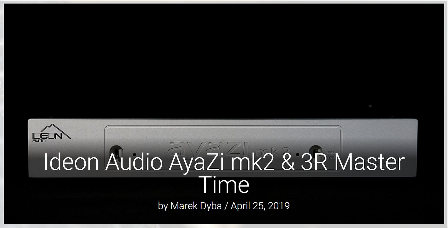HFK_Ideon Ayazi mk2 & 3R Master time review opener